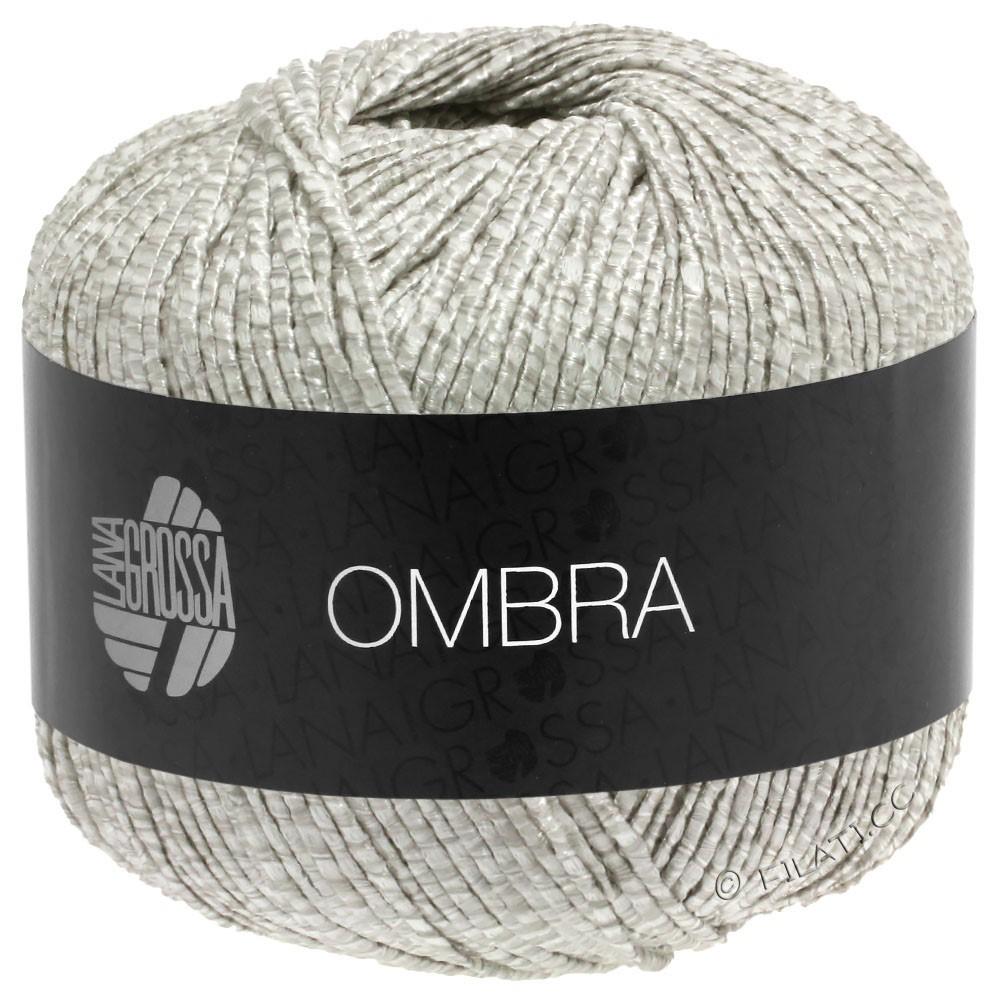 OMBRA - von Lana Grossa | 14-Silbergrau/Weiß