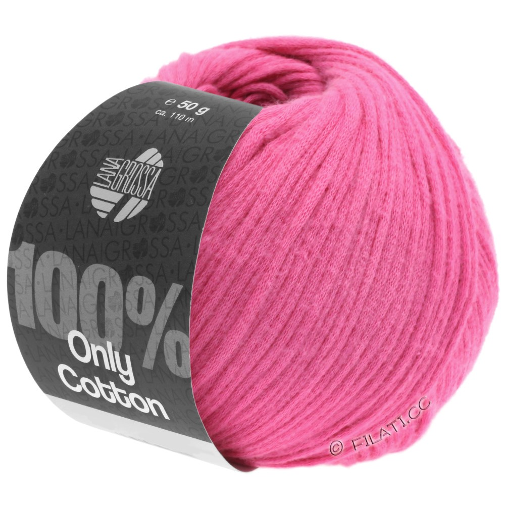 ONLY COTTON - von Lana Grossa | 09-Pink