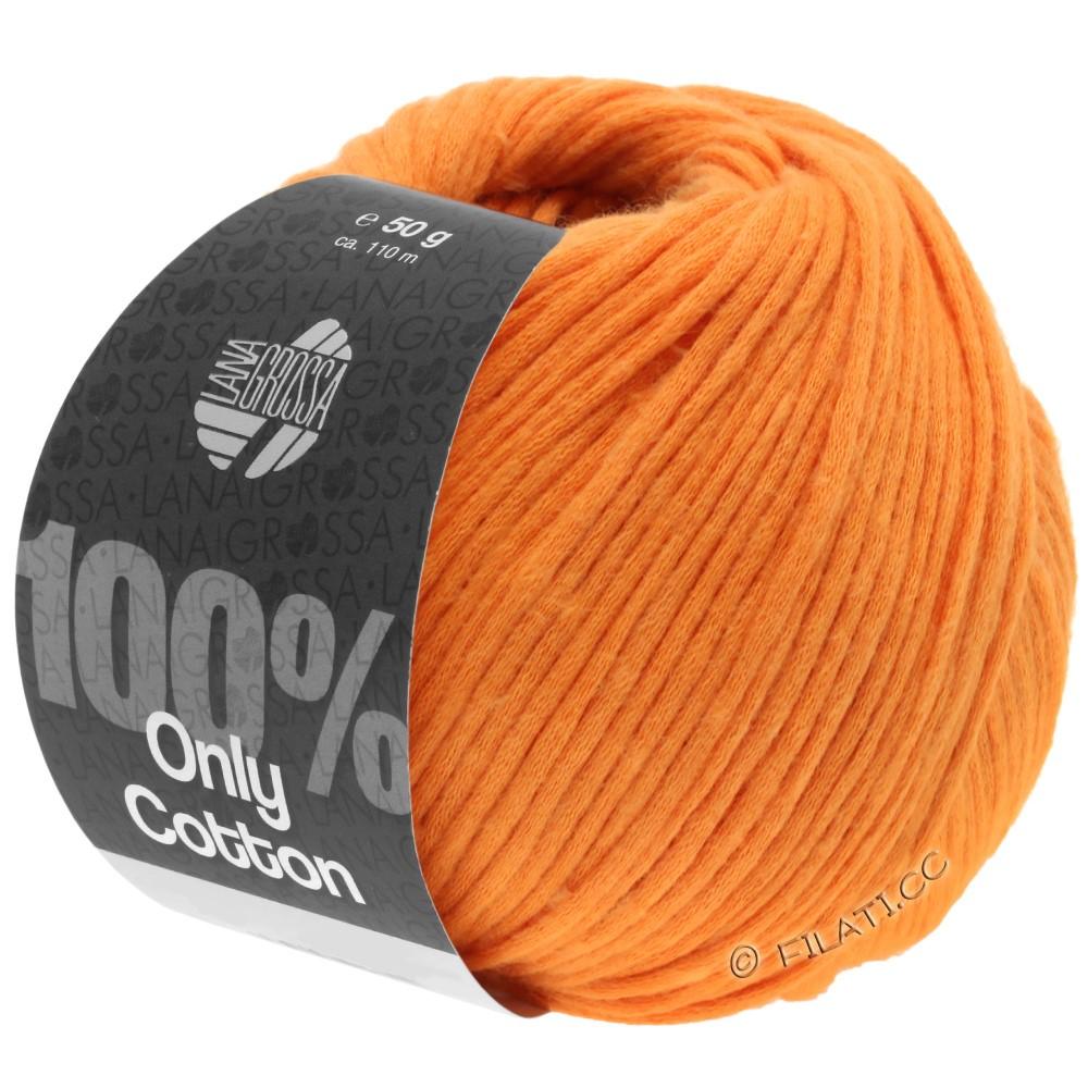 ONLY COTTON - von Lana Grossa | 16-Orange