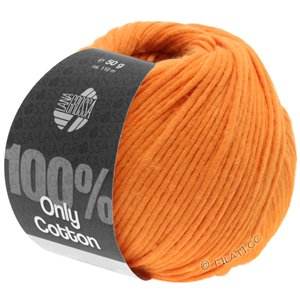 ONLY COTTON - von Lana Grossa | 16-Orange