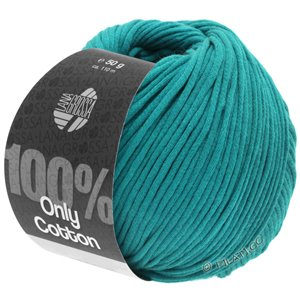 ONLY COTTON - von Lana Grossa | 22-Aquamarin