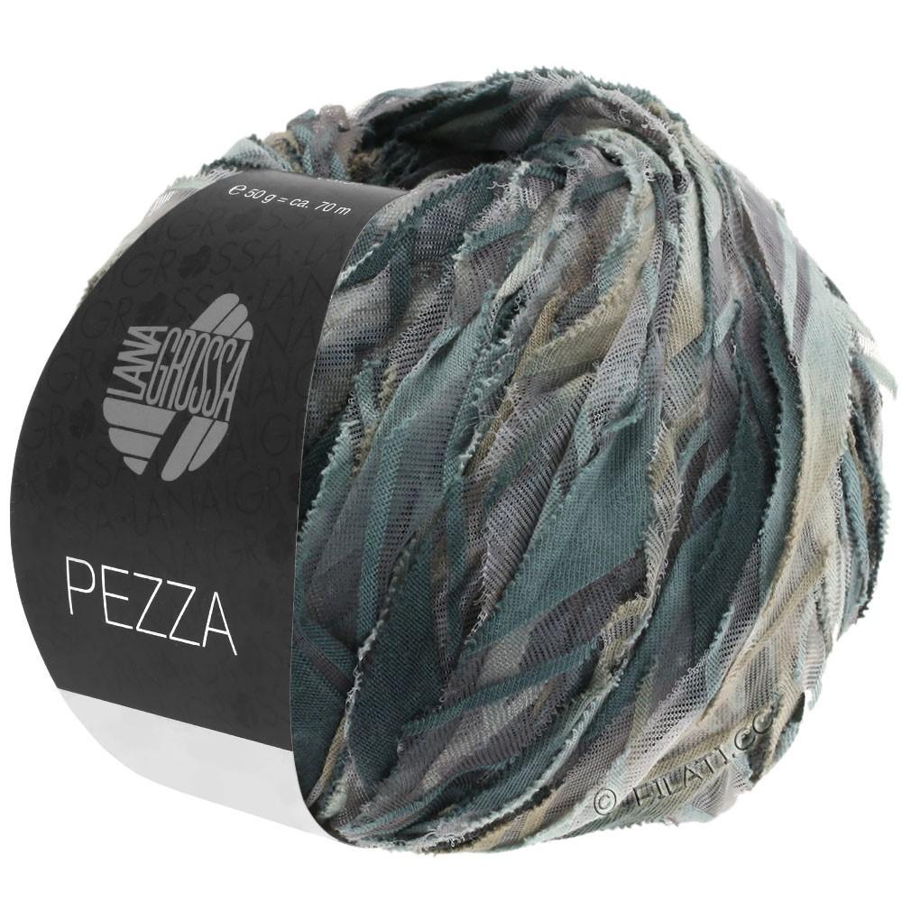 PEZZA - von Lana Grossa | 01-Grau/Hellgrau/Graubeige/Anthrazit