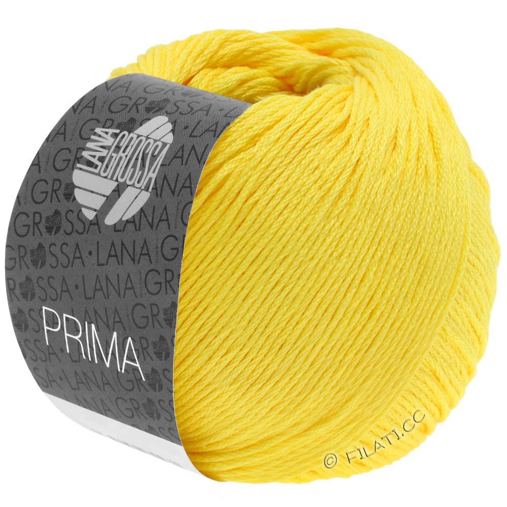 PRIMA - von Lana Grossa | 21-Gelb