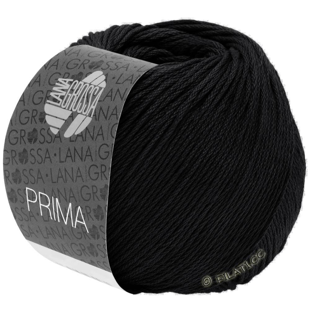 PRIMA - von Lana Grossa | 23-Schwarz