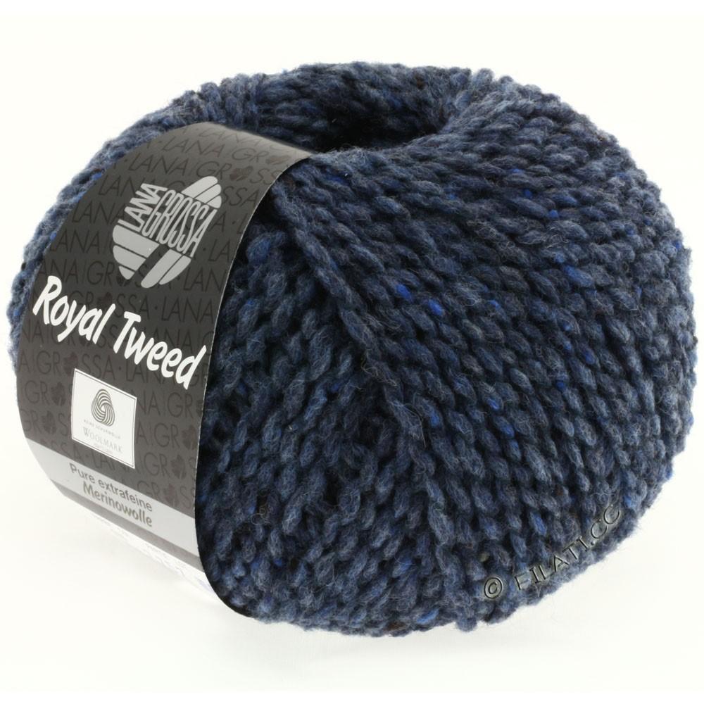 ROYAL TWEED - von Lana Grossa | 72-Jeans meliert