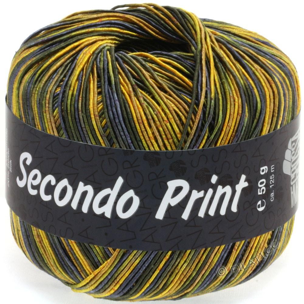 SECONDO Print II von Lana Grossa