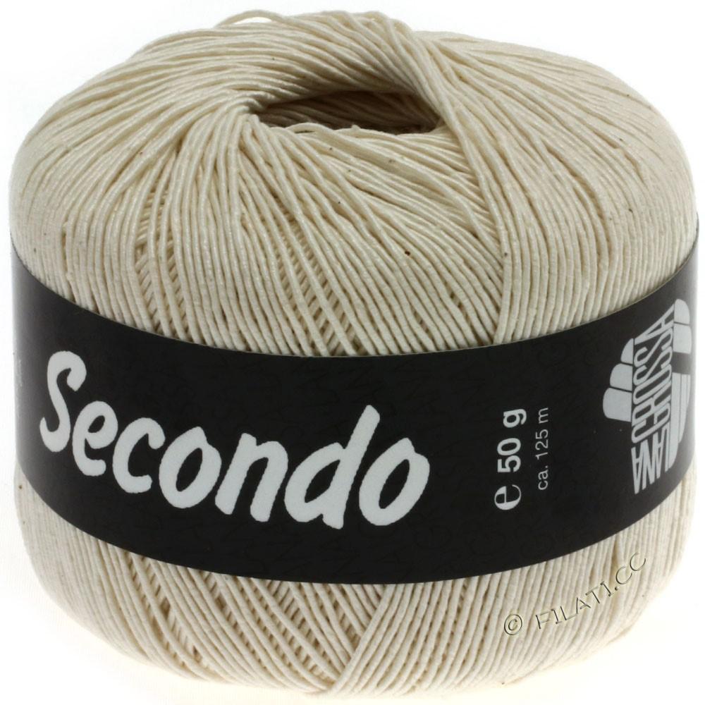 SECONDO - von Lana Grossa | 07-Ecru