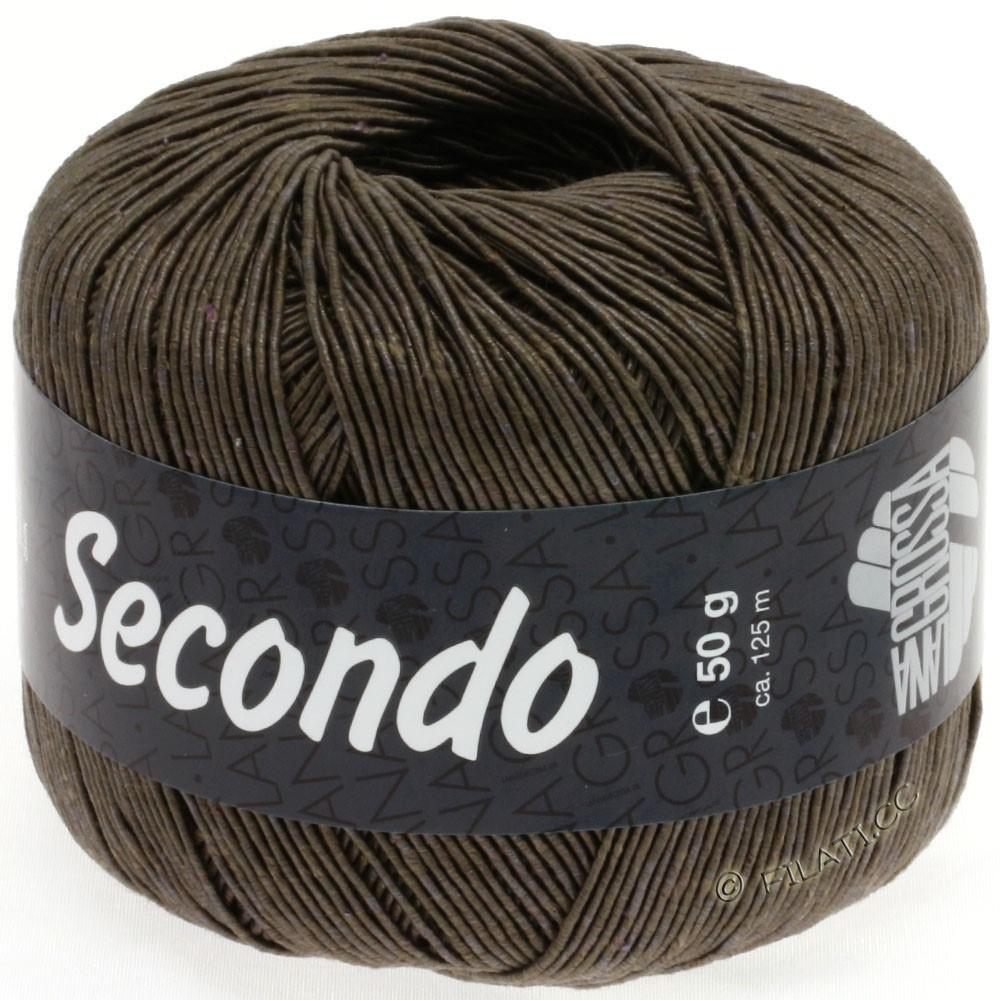 SECONDO - von Lana Grossa | 09-Graubraun