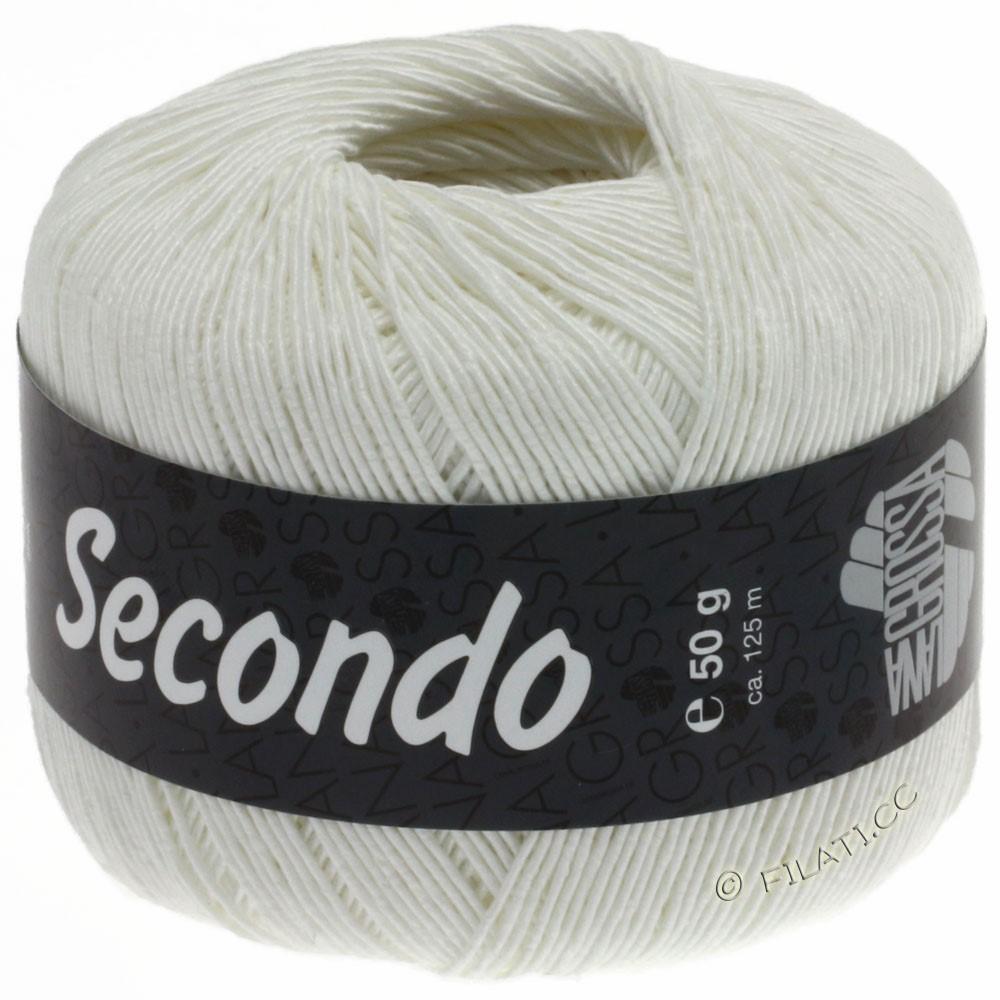 SECONDO - von Lana Grossa | 15-Weiß