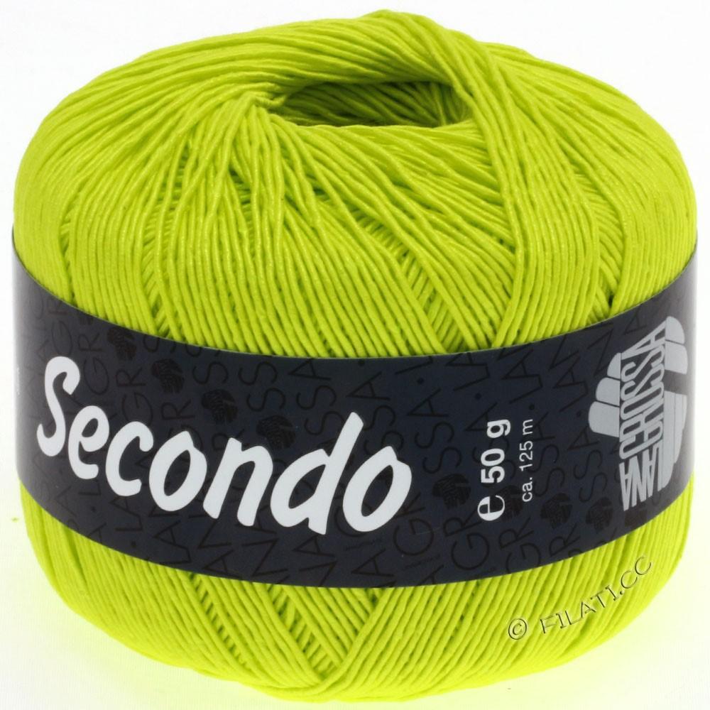 SECONDO - von Lana Grossa | 51-Neongelb