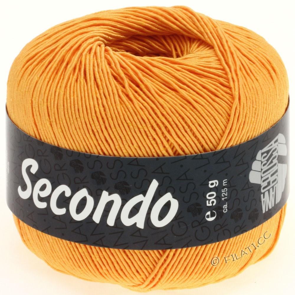 SECONDO - von Lana Grossa | 57-Orange