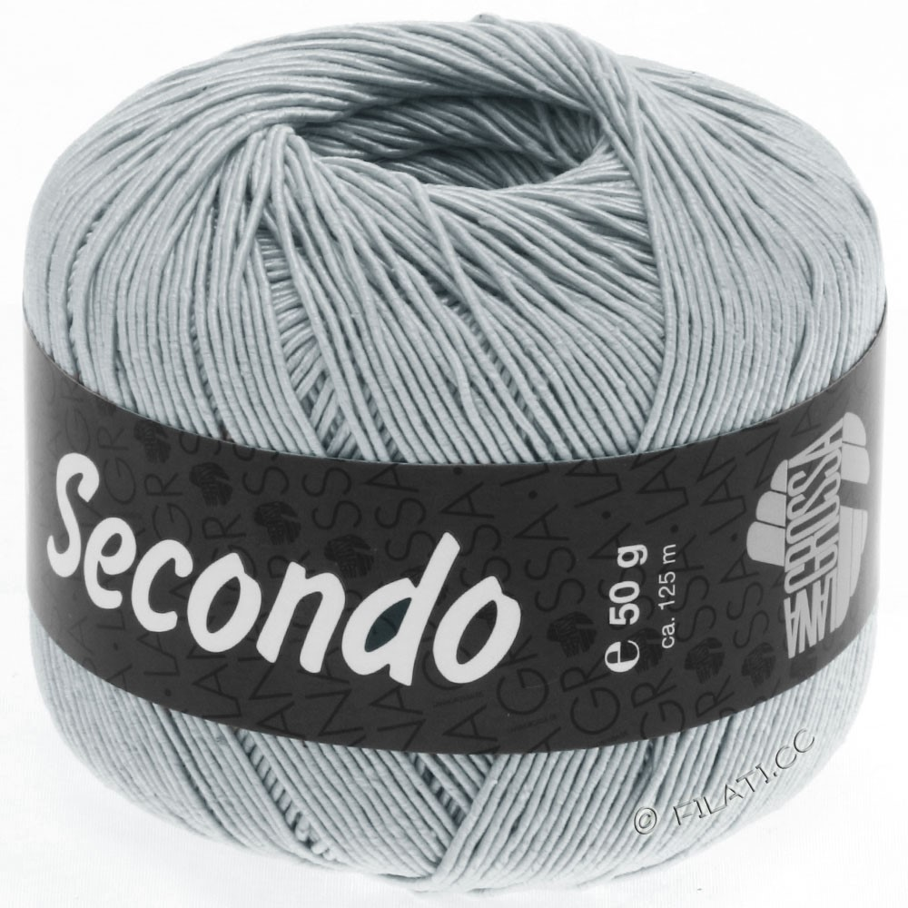 SECONDO - von Lana Grossa | 61-Blaugrau