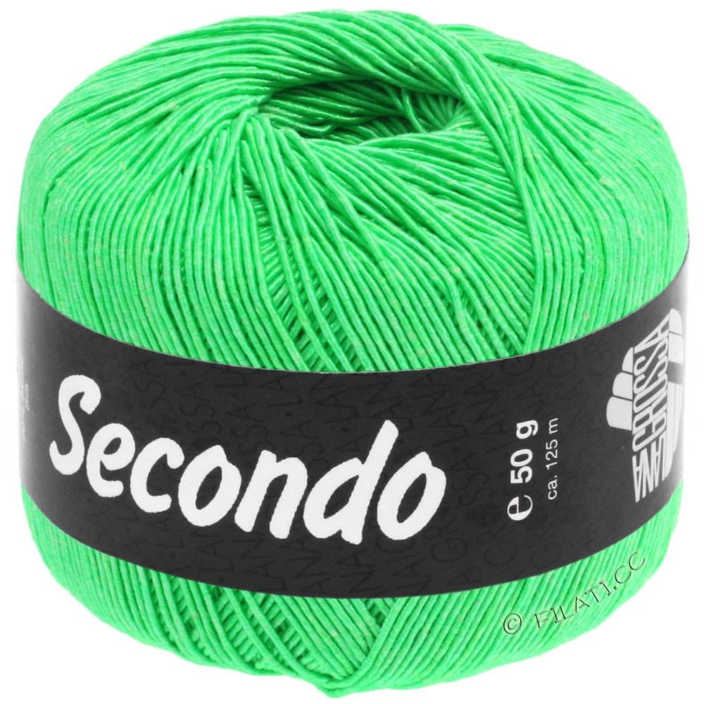 SECONDO - von Lana Grossa | 67-Giftgrün