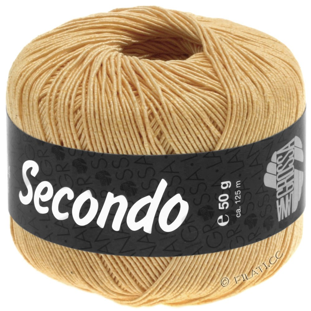 SECONDO - von Lana Grossa | 69-Pfirsich