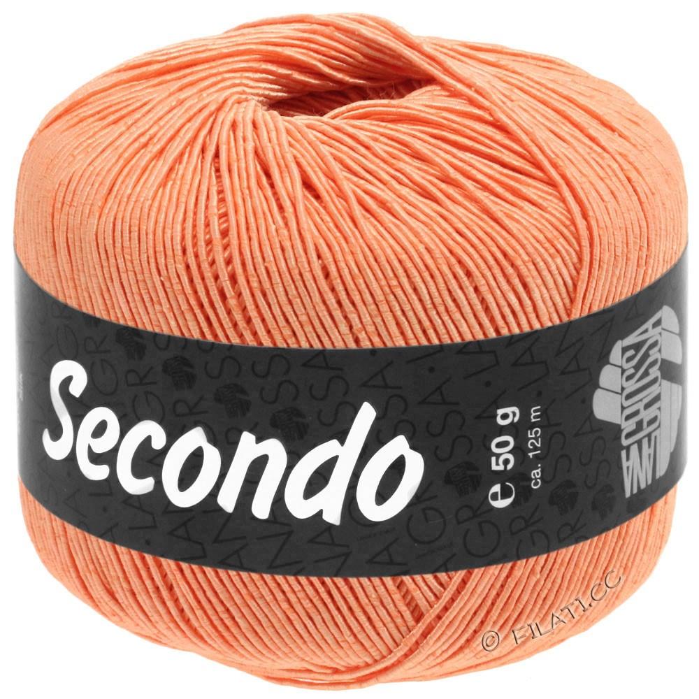 SECONDO - von Lana Grossa | 79-Hellorange