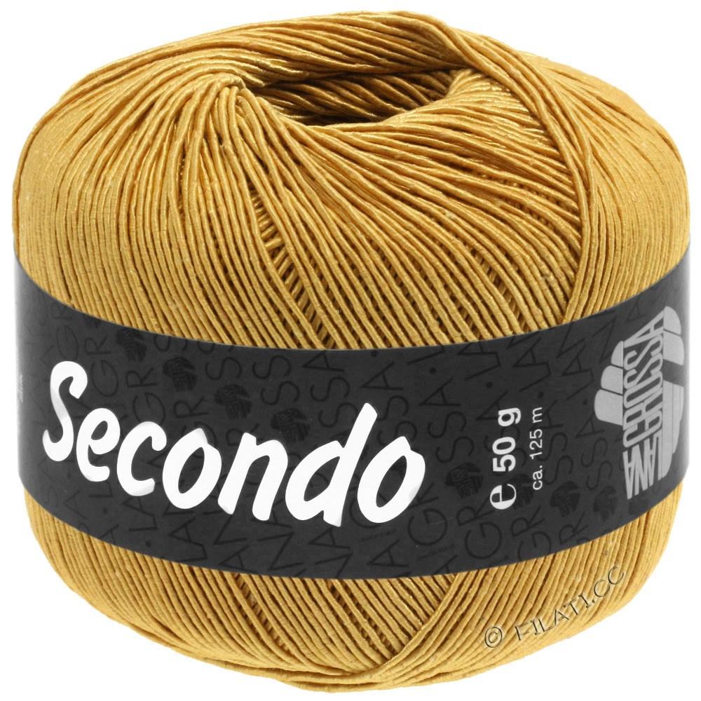 SECONDO - von Lana Grossa | 81-Goldgelb