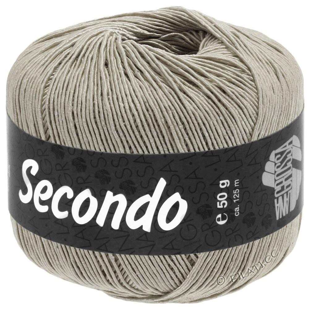 SECONDO - von Lana Grossa | 85-Steingrau