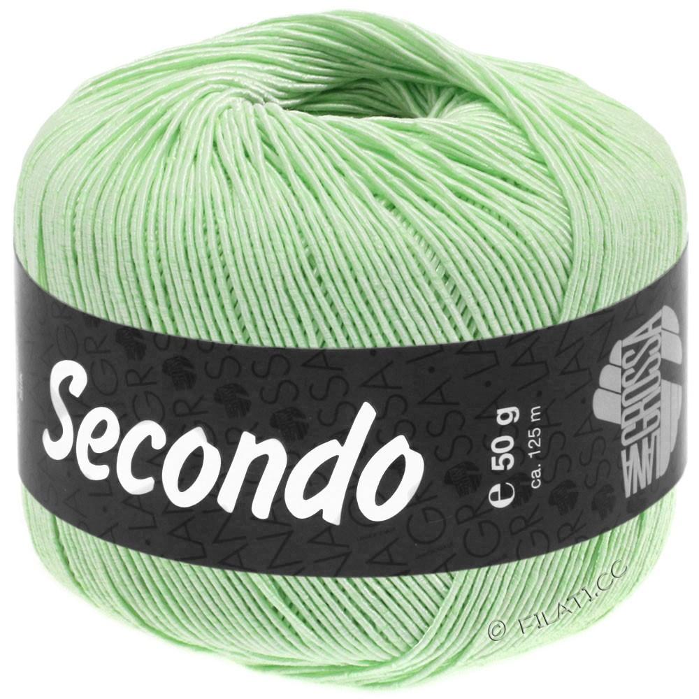 SECONDO - von Lana Grossa | 86-Zartgrün