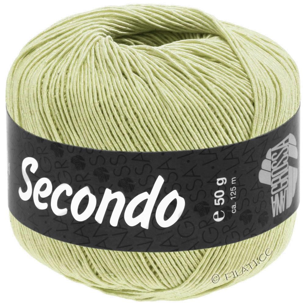 SECONDO - von Lana Grossa | 88-Grüngelb