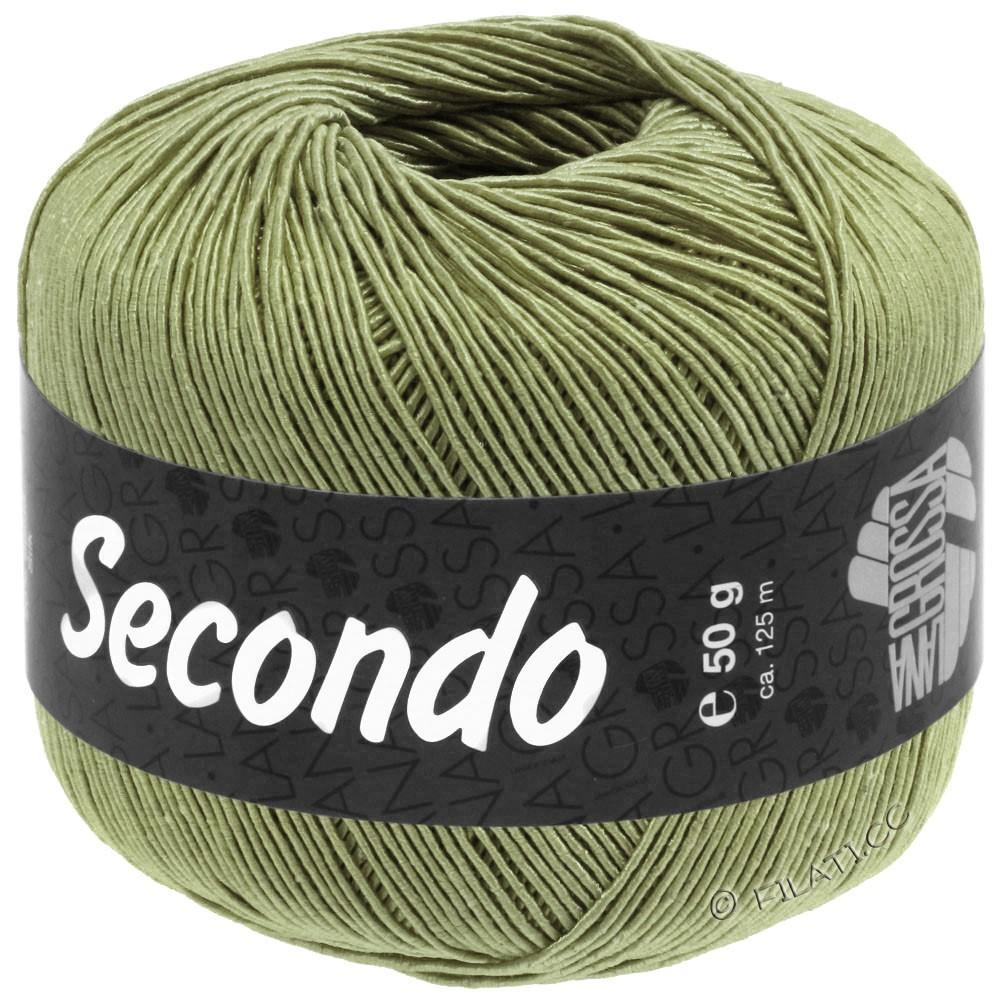 SECONDO - von Lana Grossa | 89-Oliv