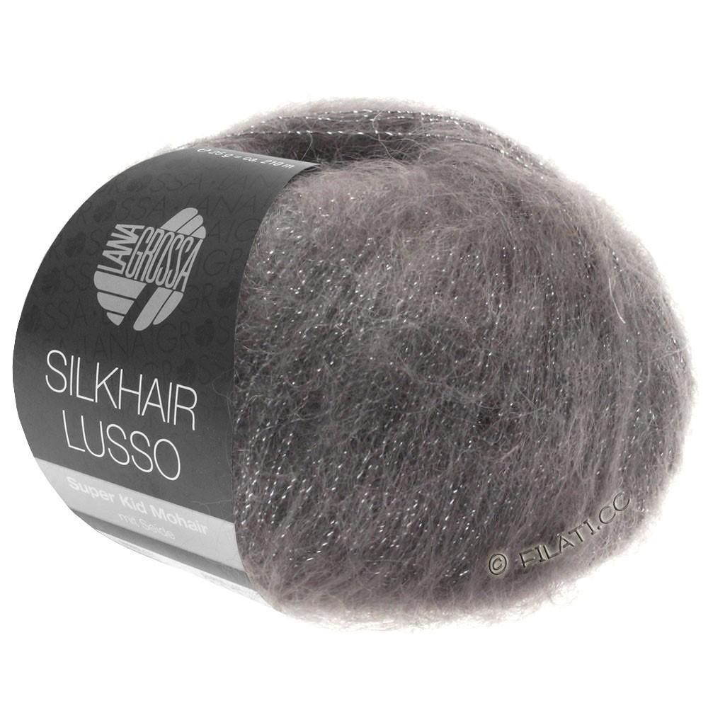 SILKHAIR Lusso - von Lana Grossa   906-Graphit