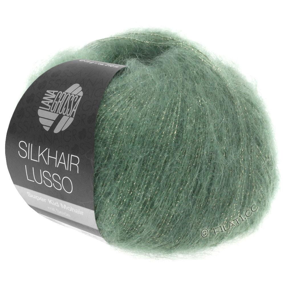 SILKHAIR Lusso - von Lana Grossa   911-Grün