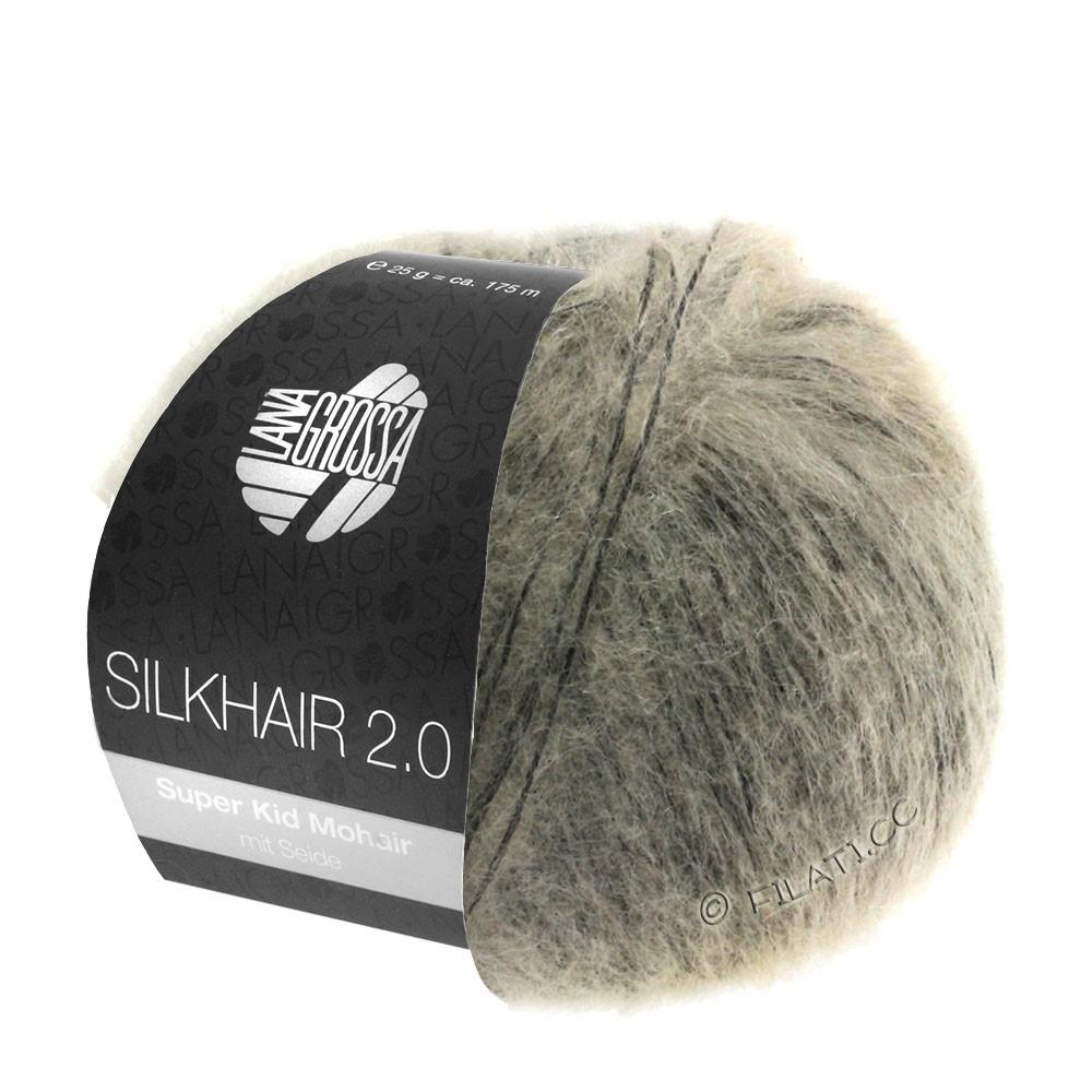 SILKHAIR 2.0 - von Lana Grossa | 03-Beige