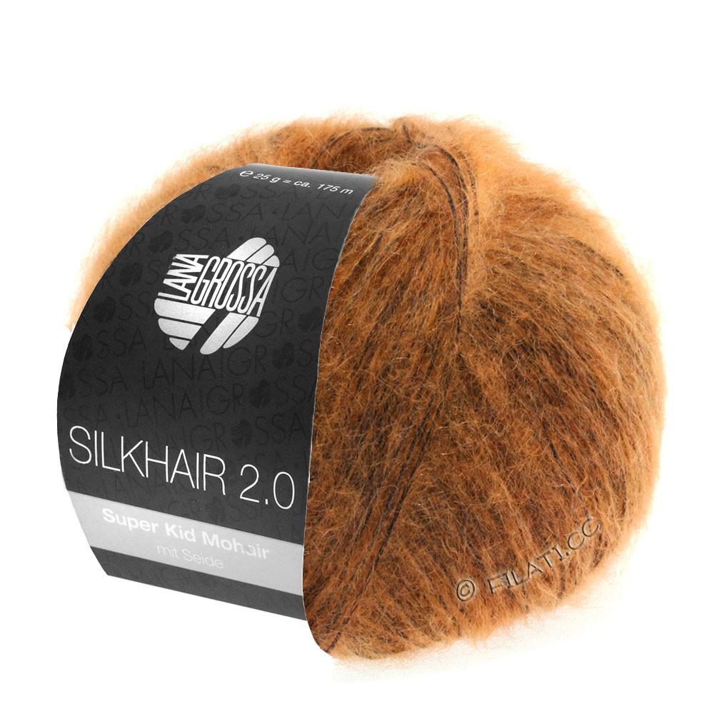 SILKHAIR 2.0 - von Lana Grossa | 05-Orange