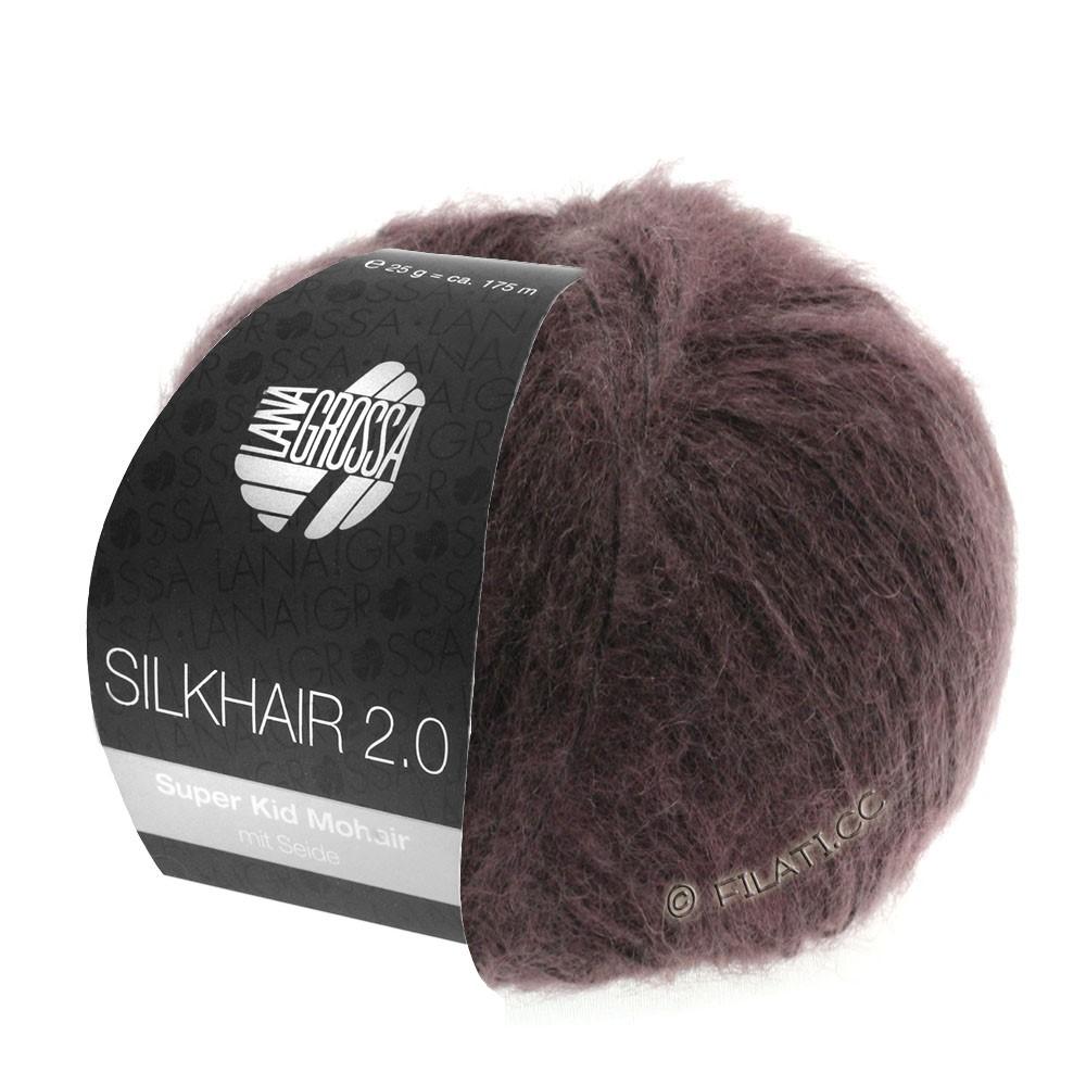 SILKHAIR 2.0 - von Lana Grossa | 08-Beere