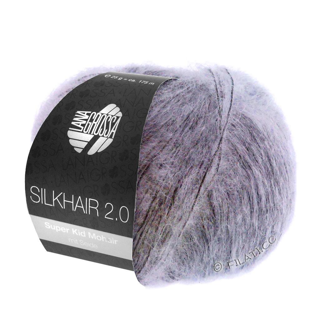 SILKHAIR 2.0 - von Lana Grossa | 09-Rosa
