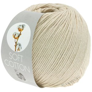 SOFT COTTON - von Lana Grossa | 03-Beige