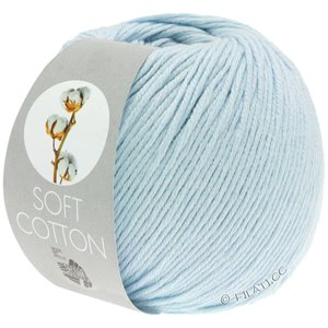 SOFT COTTON - von Lana Grossa | 08-Hellblau