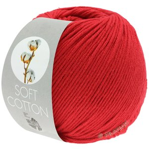 SOFT COTTON - von Lana Grossa | 13-Rot
