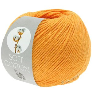 SOFT COTTON - von Lana Grossa | 19-Orange