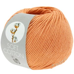 SOFT COTTON - von Lana Grossa | 26-Lachsorange