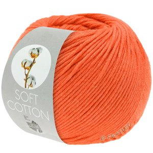 SOFT COTTON - von Lana Grossa | 27-Leuchtorange
