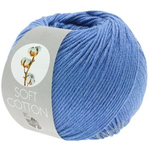 SOFT COTTON - von Lana Grossa | 28-Blau