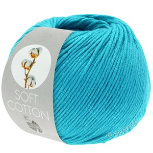 SOFT COTTON - von Lana Grossa | 29-Türkis