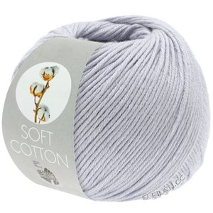 SOFT COTTON - von Lana Grossa | 32-Silbergrau
