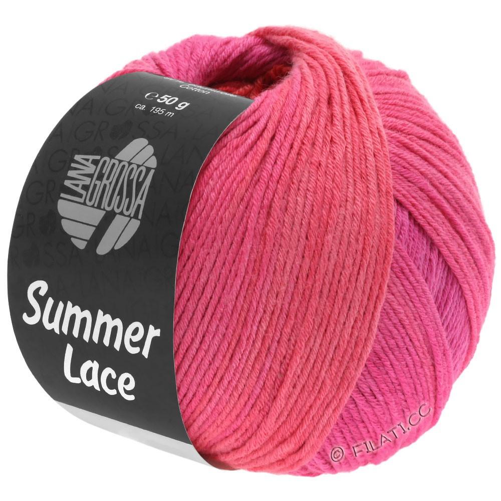 SUMMER LACE DEGRADÉ - von Lana Grossa | 111-Zyklam/Pink/Rot