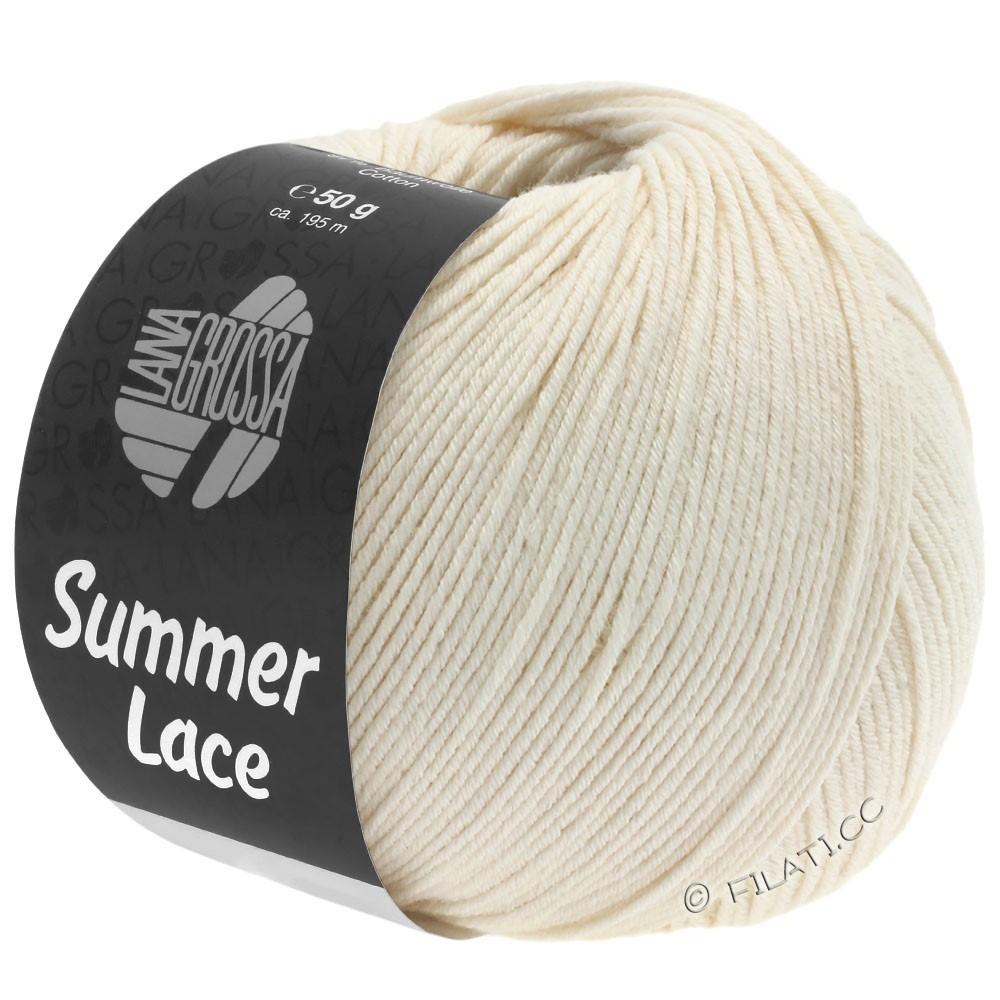 SUMMER LACE - von Lana Grossa | 02-Creme