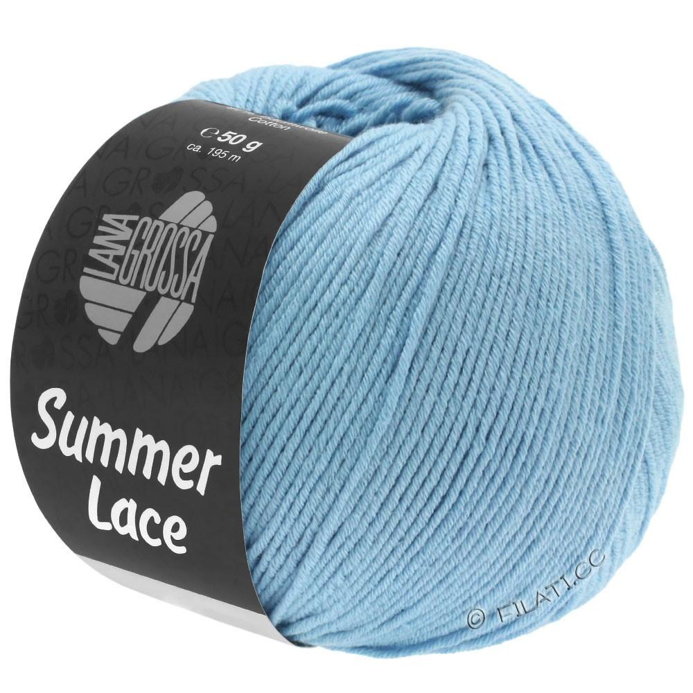 SUMMER LACE - von Lana Grossa | 06-Hellblau