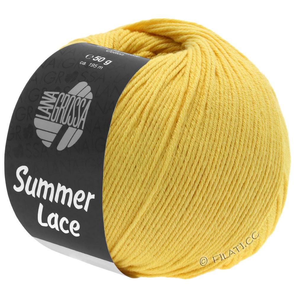 SUMMER LACE - von Lana Grossa | 09-Gelb