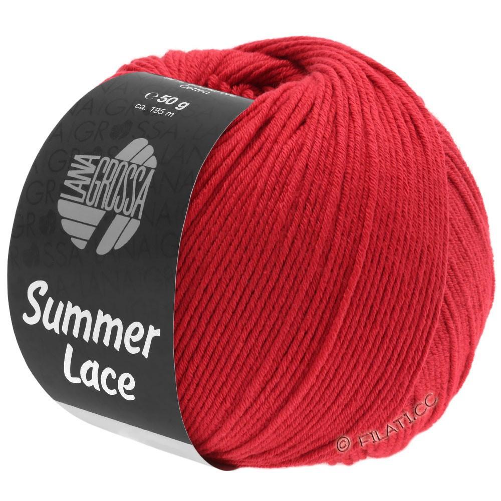 SUMMER LACE - von Lana Grossa | 12-Rot