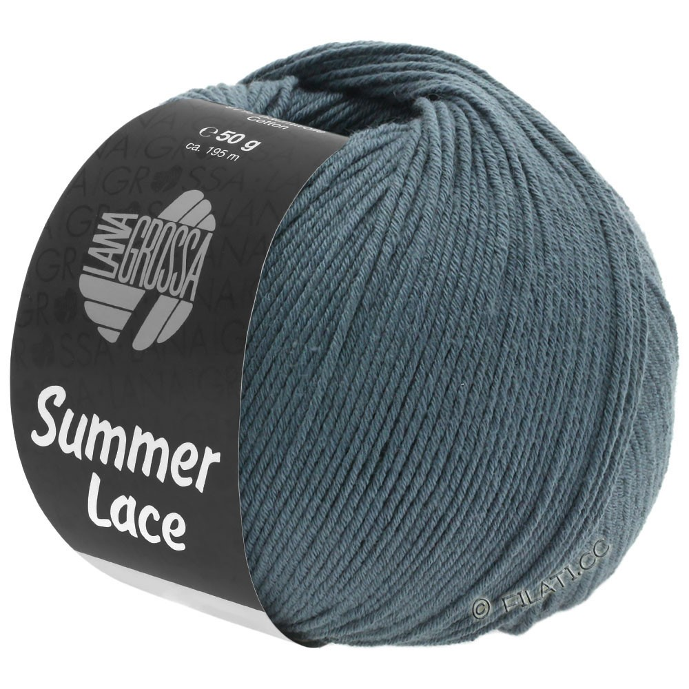 SUMMER LACE - von Lana Grossa | 13-Schiefer