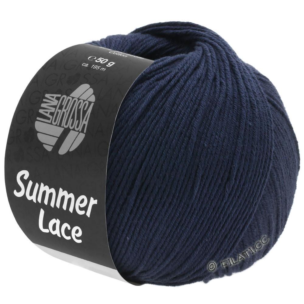 SUMMER LACE - von Lana Grossa | 15-Nachtblau