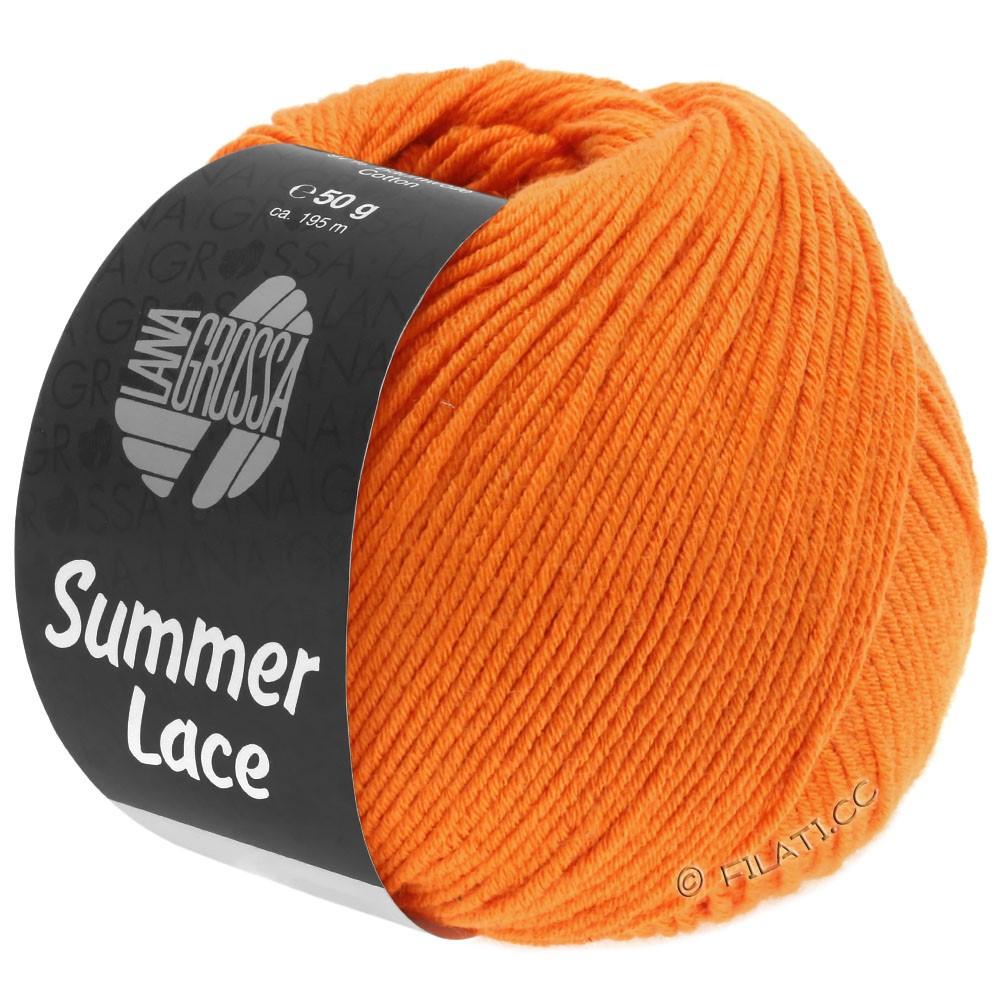 SUMMER LACE - von Lana Grossa | 17-Orange