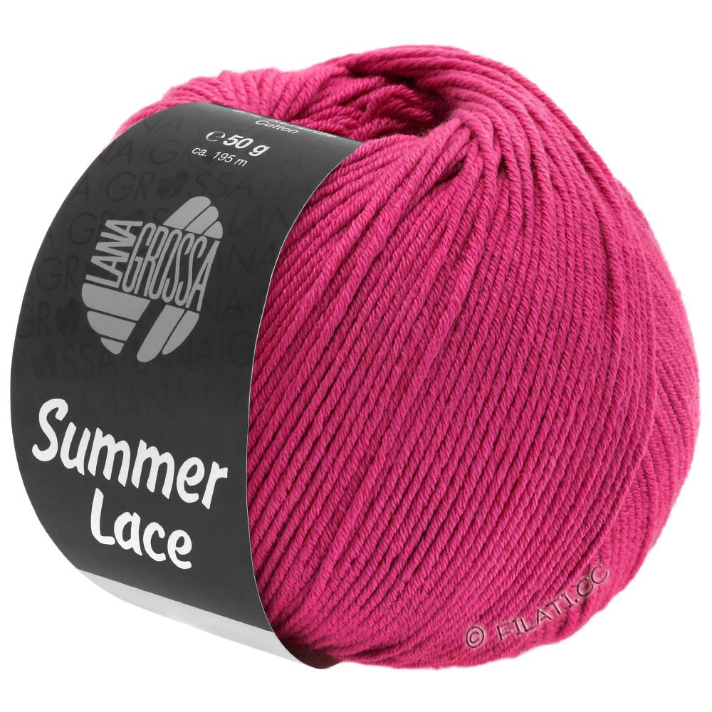 SUMMER LACE - von Lana Grossa | 18-Pink