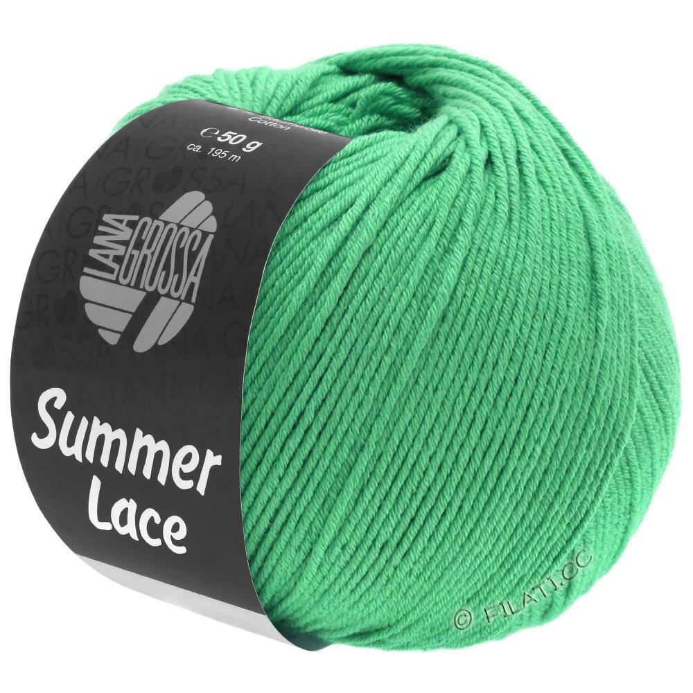 SUMMER LACE - von Lana Grossa | 22-Smaragd