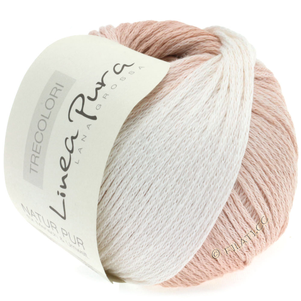 stricken Garn Lana Grossa 100/% Baumwolle Linea Pura 100g=7€ Trecolori